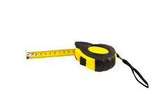Tape measure isolated Royalty Free Stock Images