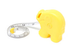 Tape Measure. Royalty Free Stock Photography