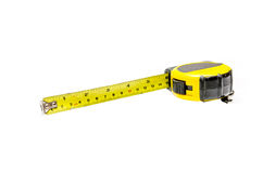 Tape measure isolated Royalty Free Stock Photos