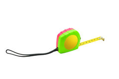 Tape measure isolated Stock Images