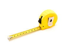 Tape measure meter Royalty Free Stock Photo