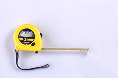 The tape measure or ruler Stock Image