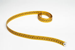 Tape measure Tailor Royalty Free Stock Photos