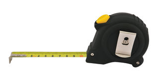 Tape Measurer Stock Photo