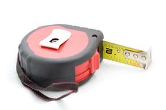 Tape Measurer Royalty Free Stock Image