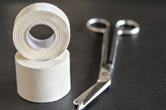 Tape, medical Stock Photography