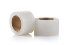 Tape, medical on white background Stock Images