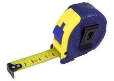 Tape meter Stock Photo