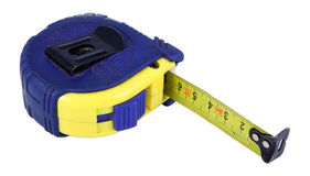 Tape meter Royalty Free Stock Photography
