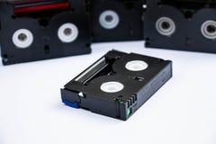 Tape Mini DV Royalty Free Stock Photography