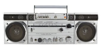 Tape player Royalty Free Stock Image