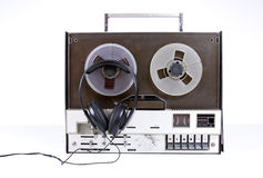 Tape recorder royalty free stock image