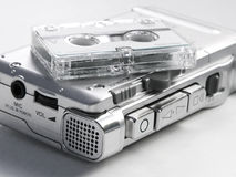 Tape Recorder Stock Photography