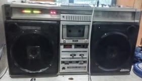 Tape recorder Royalty Free Stock Photo