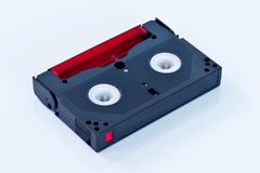 Tape recording Stock Image