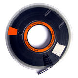 Tape reel Royalty Free Stock Photography