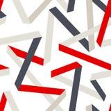 Tape seamless pattern. Illustration Stock Image