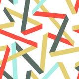 Tape seamless pattern Royalty Free Stock Image
