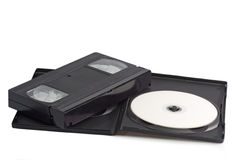 Tape technology Royalty Free Stock Image