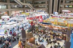 Tapei Międzynarodowej podróży jarmarku wystawa Fotografia Stock