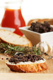 Tapenade Royalty Free Stock Image