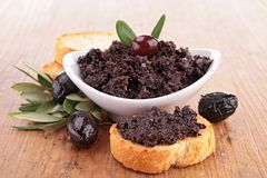 Tapenade fotos de stock