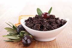 Tapenade Royalty Free Stock Photography