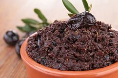 Tapenade Stock Photography