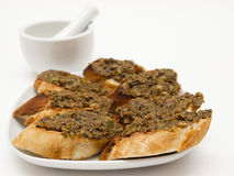 Tapenade Royalty Free Stock Photos