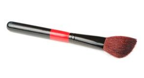 Tapered Blush Brush Isolated on White Background Stock Images