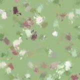 Tapes de peinture de fond sur le vert photographie stock libre de droits
