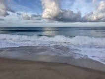 Tapet för strand för Phuket ö, Thailand arkivbild