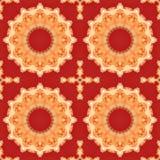 Tapet f?r abstrakt begrepp f?r Fractalmodellbakgrund dynamisk symmetri vektor illustrationer