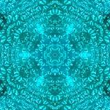 Tapet f?r symmetri f?r droppmodelltextur nautiskt keramiskt royaltyfri illustrationer