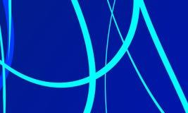 Tapeta z abstrakcjonistyczną futrówką Wielo-, wektor royalty ilustracja