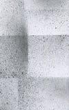 Tapeta z airbrush skutkiem Czarna akrylowej farby uderzenia tekstura na białym papierze Rozrzucona borowinowa sztuka Nowy uwolnie Obrazy Stock