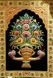 Tapete bonito de Kashmir imagens de stock royalty free