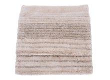 Tapete da pilha do corte de linho do algodão Fotografia de Stock