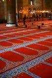Tapete do tapete de oração Imagens de Stock