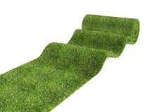 Tapete do verde do eco do rolamento Fotografia de Stock