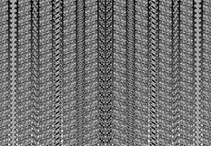 Tapeten-Batik Yogyakarta auf Parang Lizenzfreies Stockfoto
