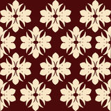 Tapeten-Muster - Vektor lizenzfreie abbildung