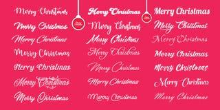 Tapetenkonzepthintergrund der frohen Weihnachten vektor abbildung