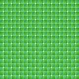 Tapetenmustergrün-Zusammenfassungshintergrund Lizenzfreies Stockbild