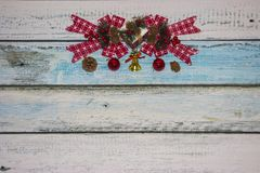 Tapeter för jul Arkivbild