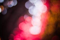 Tapeter och bakgrunder för Blure bokehtextur Royaltyfri Bild