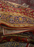 Tapetes do Oriente Médio imagem de stock royalty free