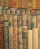 Tapetes marroquinos Fotografia de Stock