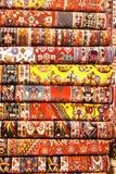 Tapetes persas Foto de Stock