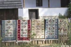 tapetes tradicionais Foto de Stock Royalty Free